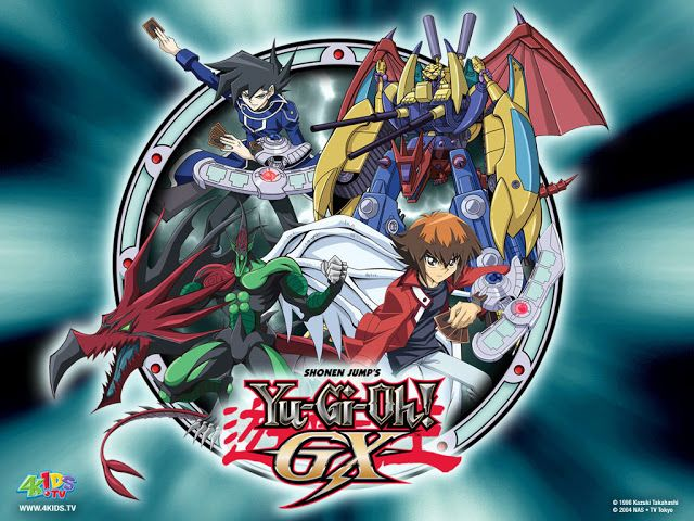 CMG Channel: Torrent - Yu Gi Oh! GX 1ª Temporada (Dublado)
