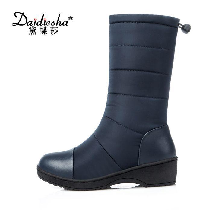Bottes homme garder au chaud plus coton Chaussures warmful hiver Outdoor Bottes de neige College style Chaussures 5N4N16aZ