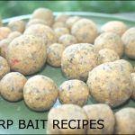 The Best Carp Bait Recipes