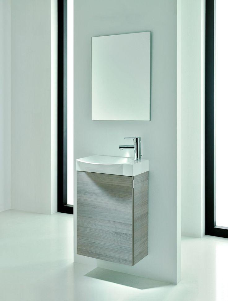 Tiny Bathroom Vanity: Best 25+ Grey Bathroom Vanity Ideas On Pinterest