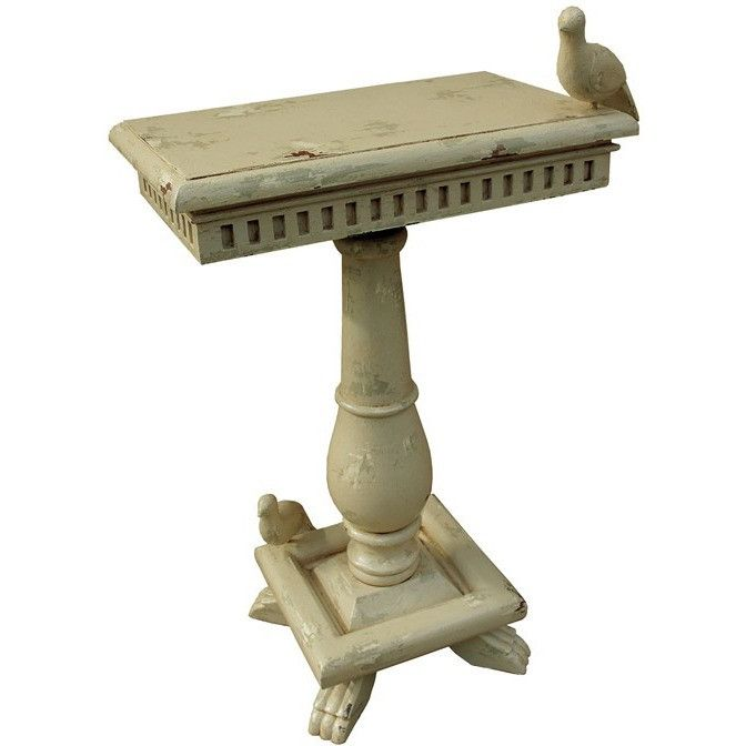 GuildMaster Socle Table With Birds 719067CR