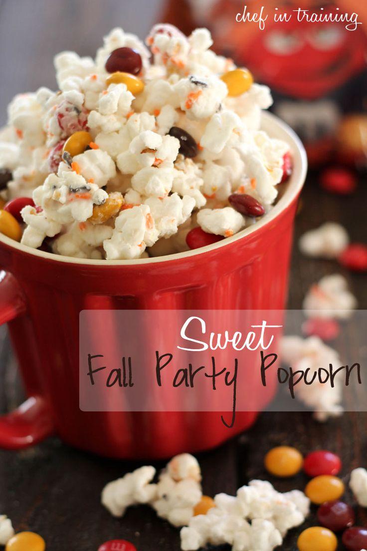 Popcorn bar: get white chocolate 4 drizzling, m&ms, almonds?
