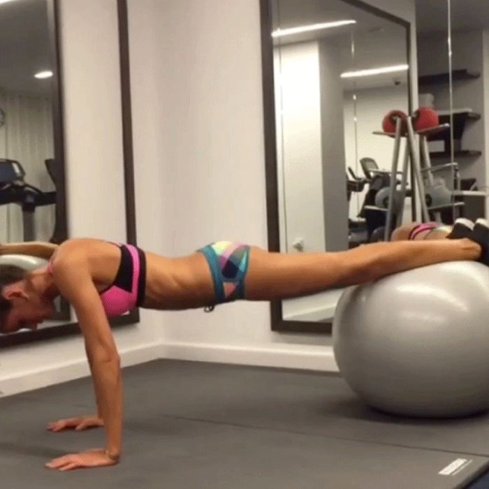 18 reasons to make Victoria's Secret model Izabel Goulart your #WCW AND your fitness guru #Fitspiration