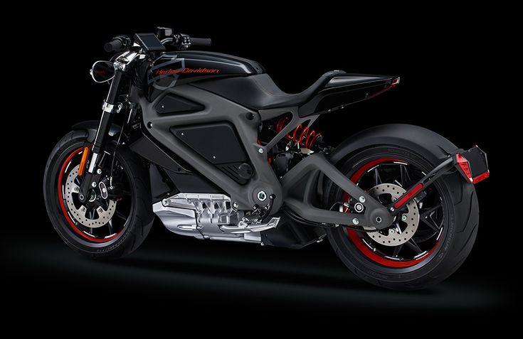 The Electric Hog: Harley Davidson Hybrid - Eluxe Magazine