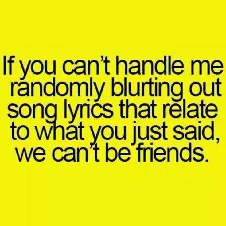 oh heavens above... this is so me!  and so Ken... and a few others... :)