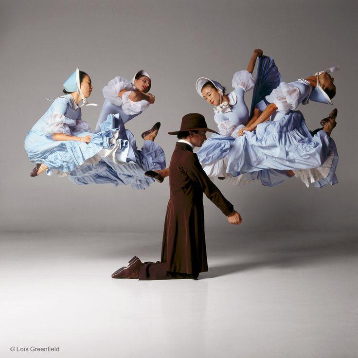 """Appalachian Spring"", MARTHA GRAHAM DANCE COMPANY"