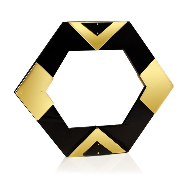 Cellular Bangle - Geometric Jewellery Collection by Chloe Snow