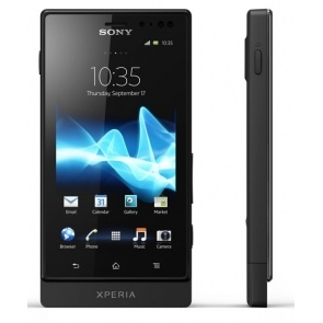 Sony Xperia Sola MT27I Black
