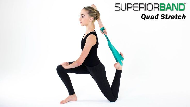 Superior Band Quad Stretch