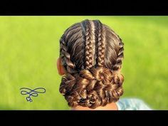 Simple Updos For Medium Hair | Hip Hairstyles For Long Hair | Updo Hairstyles For Work 20190924 - September 24 2019 at 09:05PM