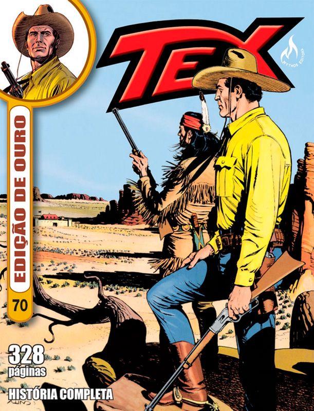 Tex Edição de Outo # 70