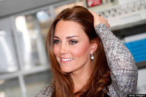Kate Middleton's Bee Venom Facials To keep her skin royally radiant, Kate Middleton reportedly indulges in bee venom facials, which (you guessed it) use bee venom to keep skin supple and youthful.   One ounce of venom costs approximately $55,200 to extract; Victoria Beckham and Gywenth Paltrow also swear by this odd beauty treatment.
