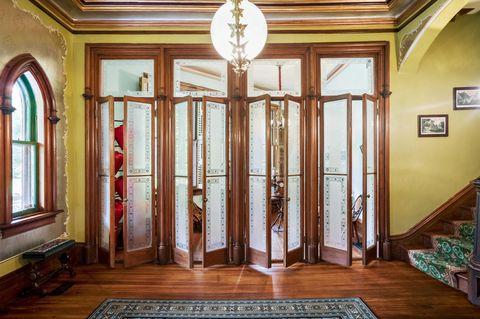 The Armour-Stiner Octagon House, Irvington-On-Hudson, New York