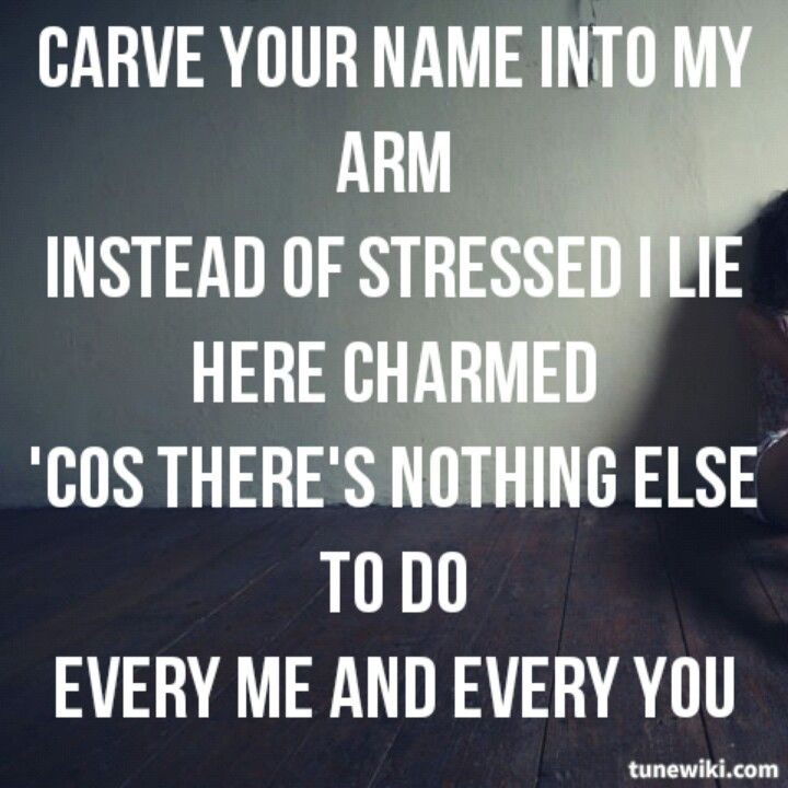 Placebo!!! Great song from Cruel Intentions soundtrack!