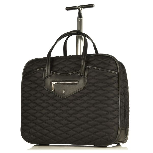 "Margaret from KNOMO: Official Store | Women's 15"" Laptop Bag With Wheels 