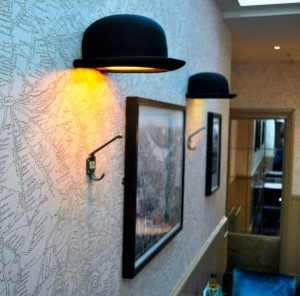 Jeeves Wall Lamp by Innermost | Jake Phipps | Bowler Hat Light