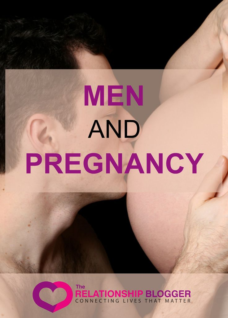 men and pregnancy
