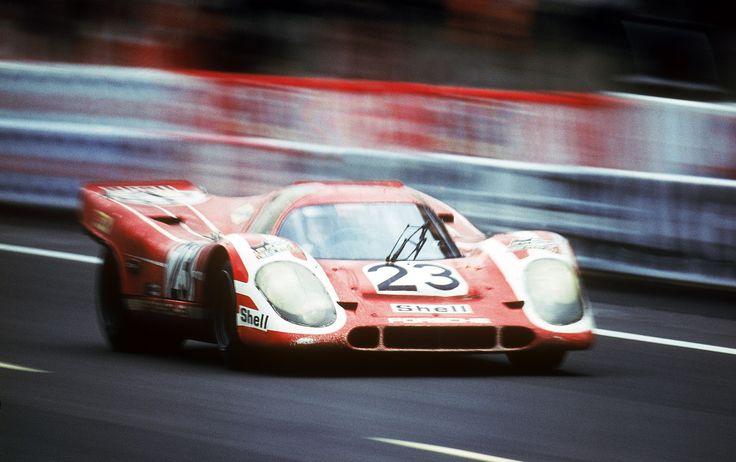 Porsche 917 Kurzheck Coupé
