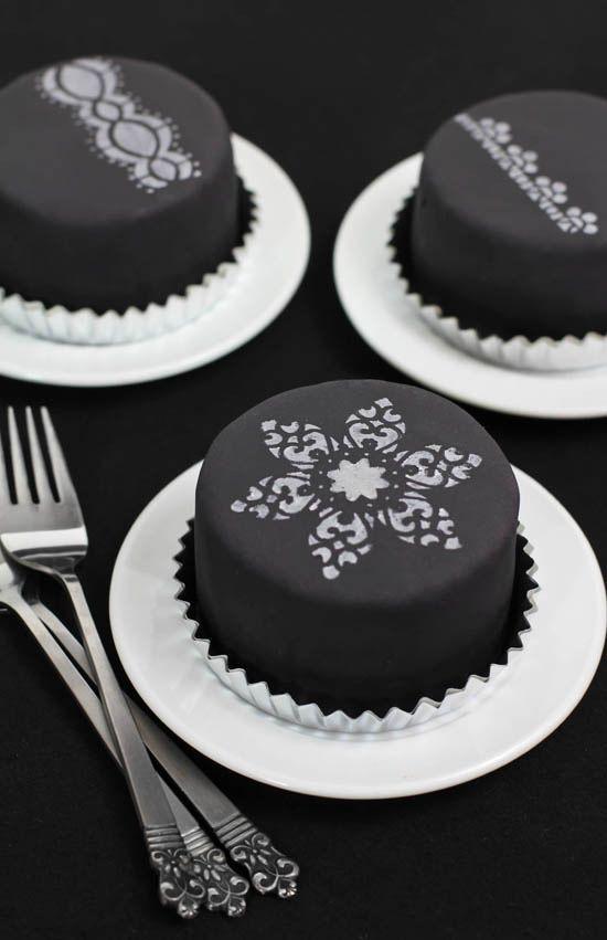 Sprinkle Bakes: Earl Grey Poppy Seed Tea Cakes