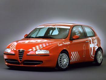 Alfa Romeo 147 Super Produzione Concept (SE087) '2000