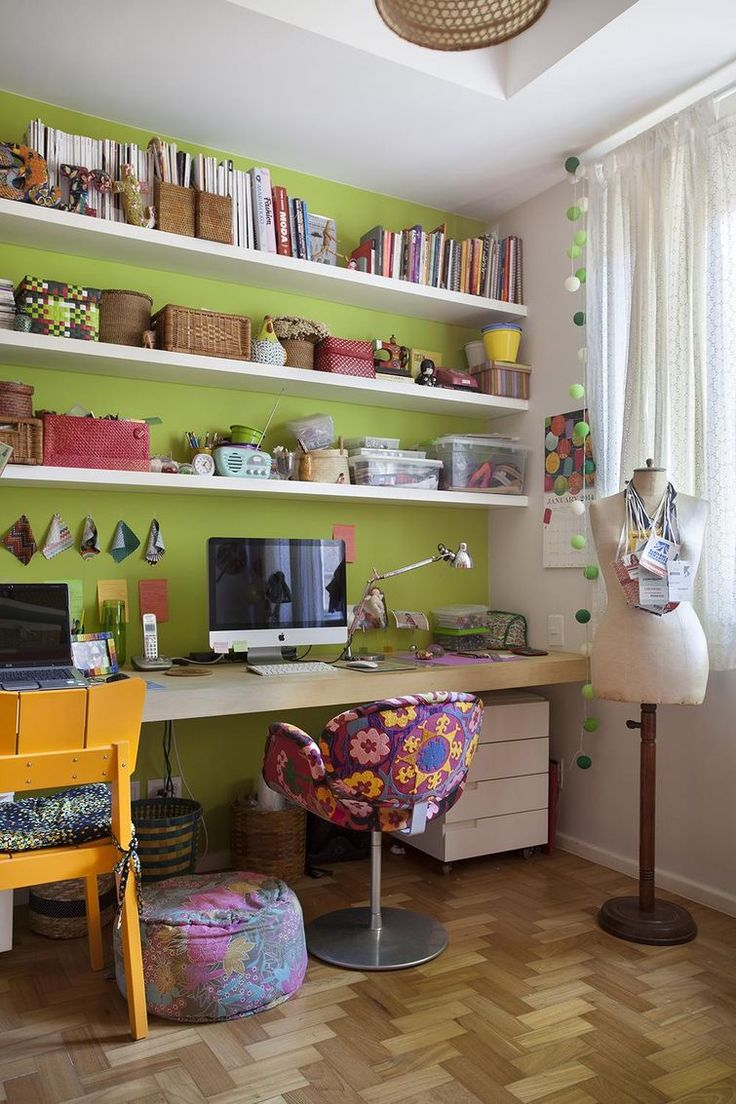 37 poltronas decorativas para incrementar seu lar