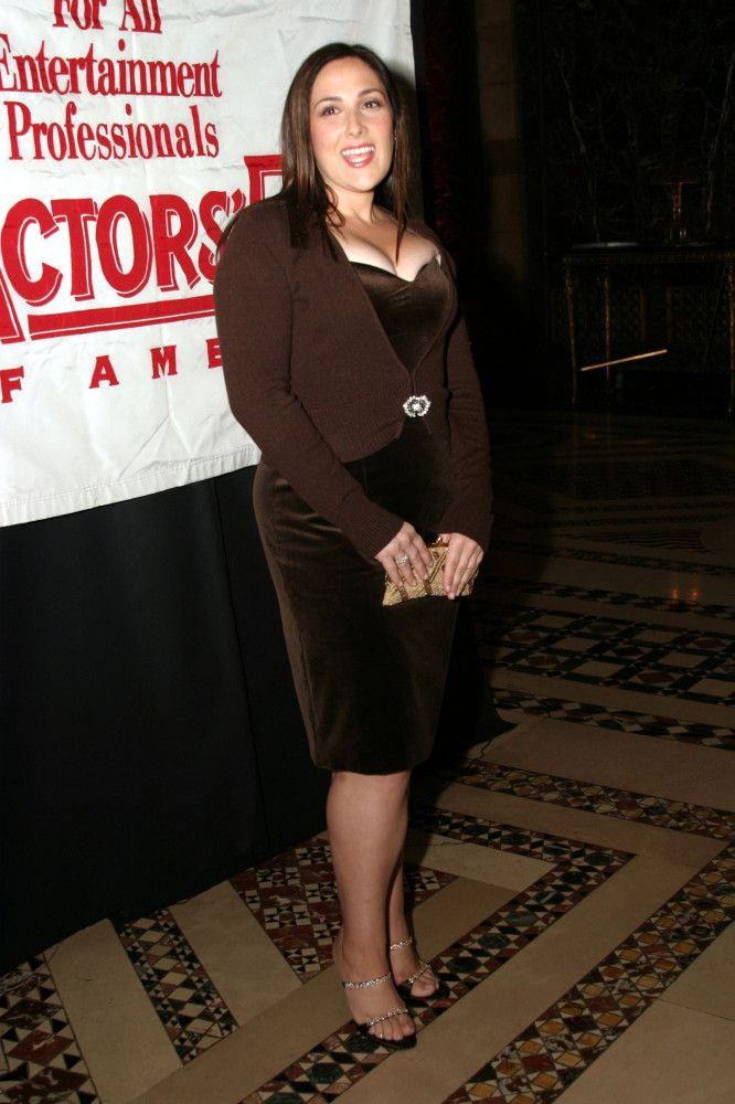 Ricki Lake attends the Actor's Fund Annual Gala Dinner
