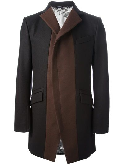 VIVIENNE WESTWOOD - single breasted coat 6