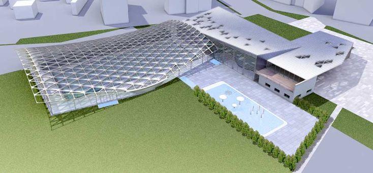 aquatic center annemasse