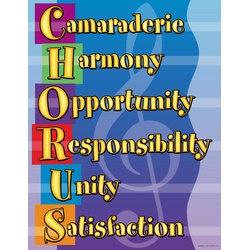 CHORUS Spirit Poster