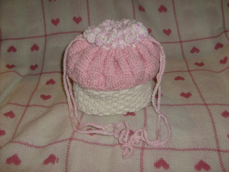 20 Best Cradle Purses Images On Pinterest Crocheted Bags