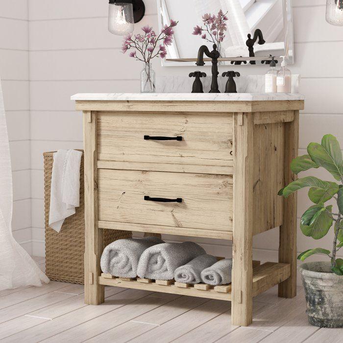 Boulay 30 Single Bathroom Vanity Vanity Design Bathroom