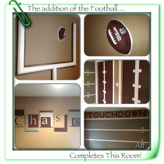 Childrens Football Bedroom Ideas: Best 25+ Football Theme Bedroom Ideas On Pinterest