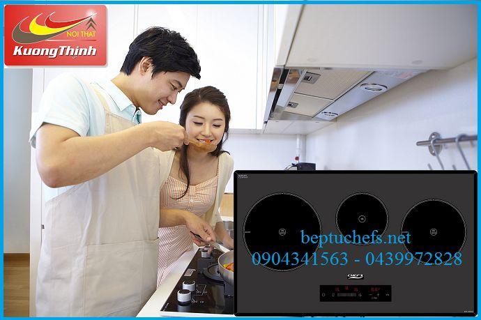 Địa chỉ bán bếp từ Chefs EH IH533 chính hãng: