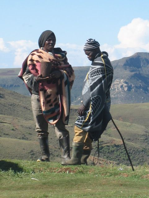 Tribal blankets have been marked with cultural significance and history by various African cultures and nations.