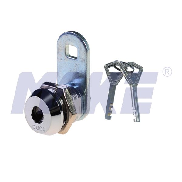 Top security mini pin tubular Abloy key system  The end