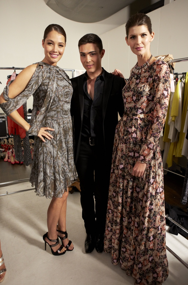 Backstage beauty with Madison and Foxtel Project Runway Australia @ 30 Days of Fashion and Beauty
