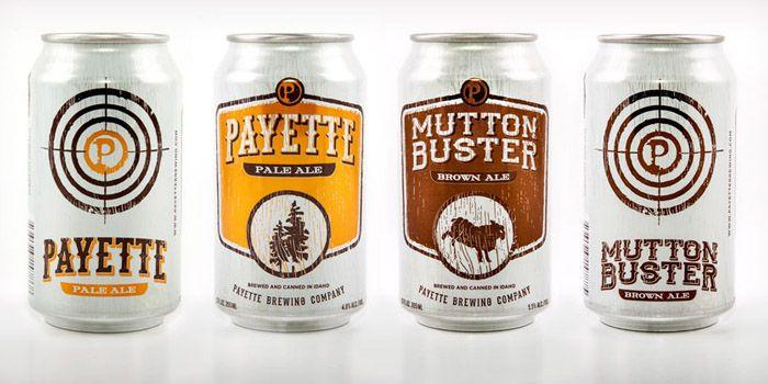 Company: Payette Brewing Company  Agency: Drake Cooper  Creative Director: Jennie Myers  Designer: Conrad Garner  Producer: Ball