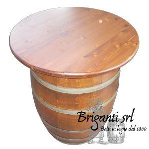 2083 best briganti srl arredamento per pub bar e for Botti in legno arredamento