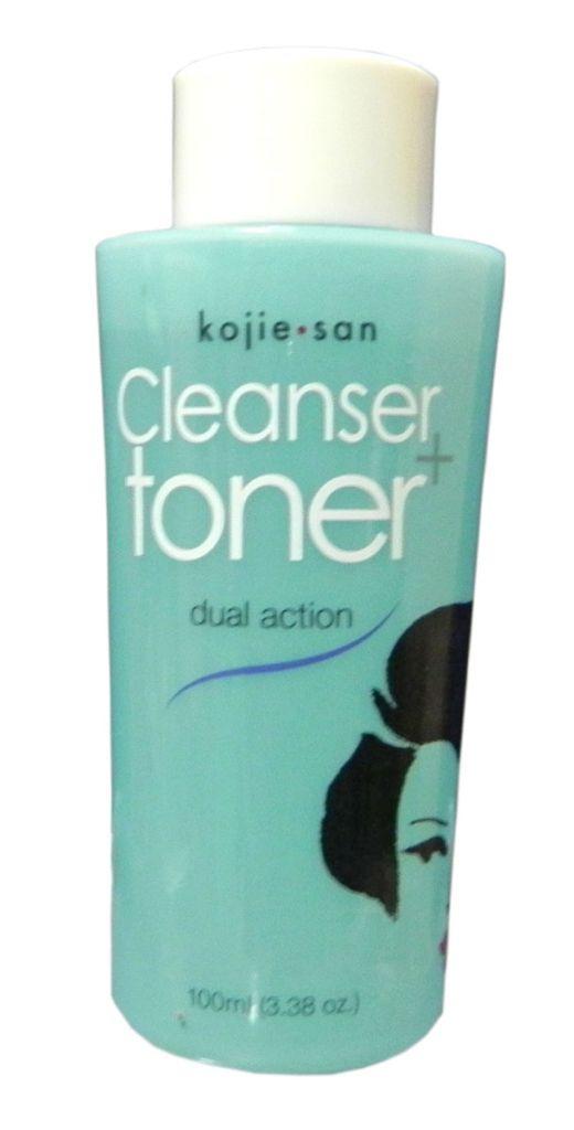 Kojie San Cleanser+Toner Dual Action