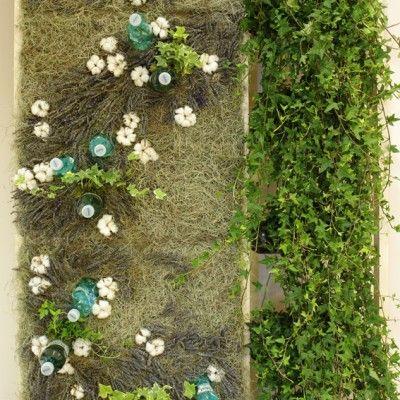 yau concept _ yau flori+perete vegetal+campanie dorna