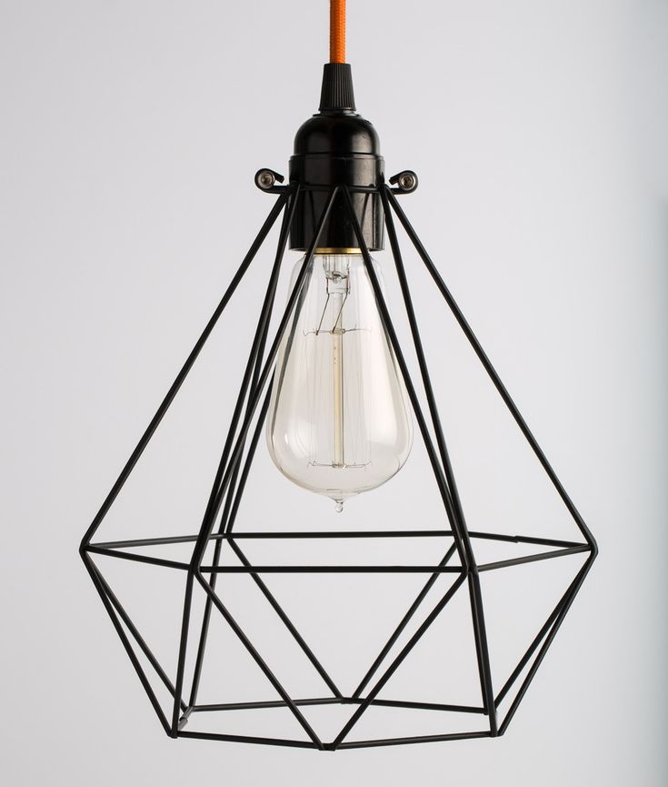 25+ best ideas about Cage Light on Pinterest Industrial lighting, Industrial decorative ...