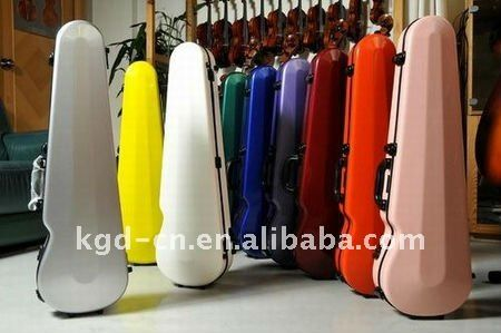 Good Quality Colorful Violin case $45~$60