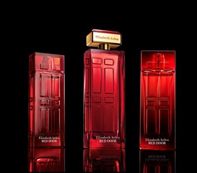 Elizabeth Arden Red door perfume.