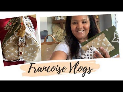 d72ee9b6929221 Part 2   UNBOXING   2019 Summer GIANT Monogram Collection #LouisVuitton # Handbags   Limited Edition - YouTube