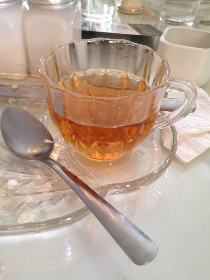Early gray tea