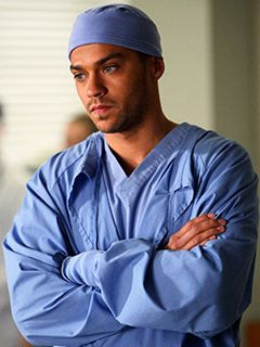 Jesse Williams    Oh, Dr. Avery.....I'm suddenly feeling faint...I think I might need medical assistance!