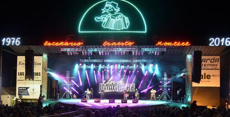 10 al 12 Febrero Federal - Festival del Chamamé 2017 | Region Litoral