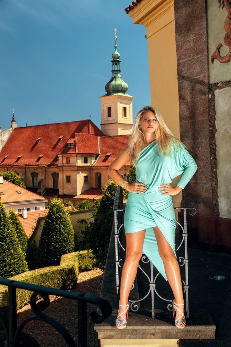 Jan Zeman profesionální portrétní fotograf Praha fashion módní portrét