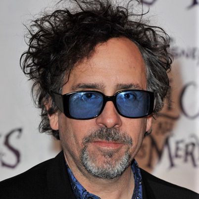Tim Burton. Undoubtedly one of the most interesting film makers of all time. Beetlejuice is my all-time favorite, but there have been so many others: Batman, Batman Returns, Charlie and the Chocolate Factory, Edward Scissorhands, Sleepy Hollow...the list goes on and on. Love this guy.