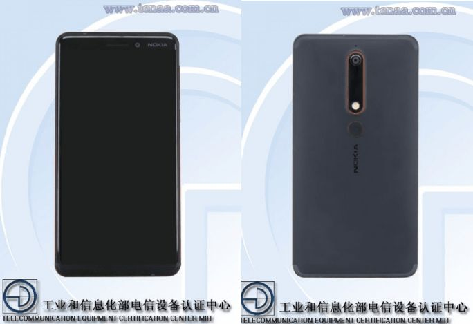 Nokia 6 (2018) specs revealed by TENAA #Nokia6 #Nokia #Mobile #news #leaks #TENAA